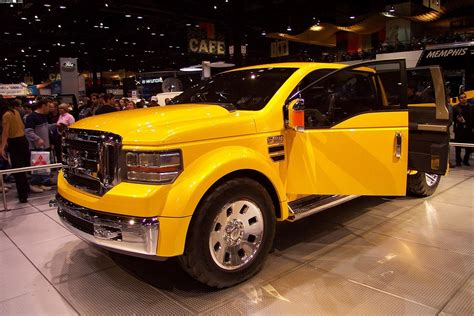 Tonka ford f350 concept truck