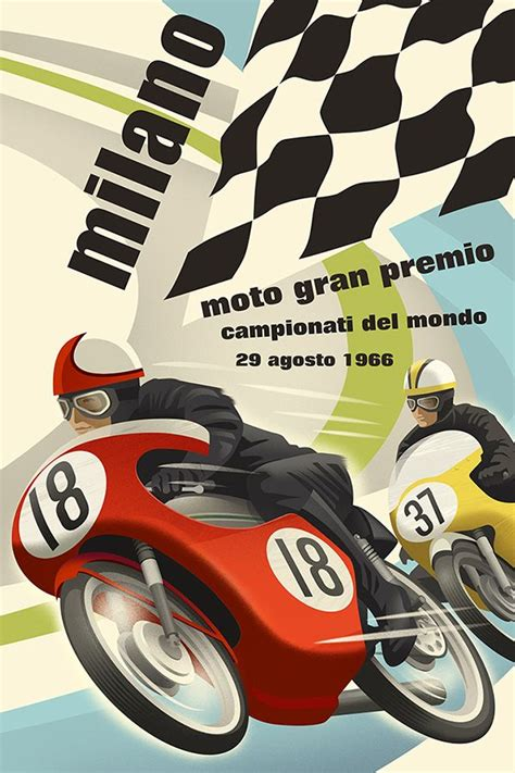 Plakat Club Motor by 760 Best Images About Great Motorcycles Posters And Logos