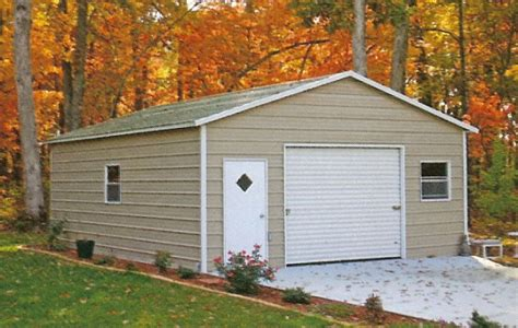 Prefab Metal Garage Kits by Prefab Metal Garages Decatur Il Metal Buildings