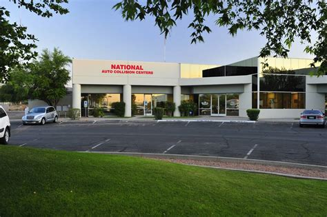 Auto Collision   Tucson, AZ   National Auto Collision Centers