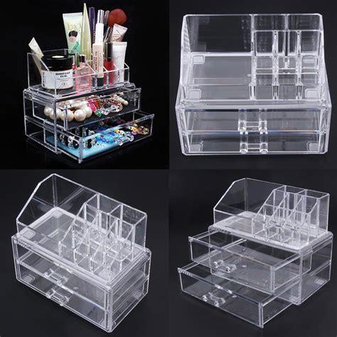 aliexpress buy acrylic makeup organizer aliexpress buy portable transparent makeup organizer storage box acrylic make up organizer