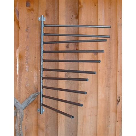saddle pad rack horses barn farm