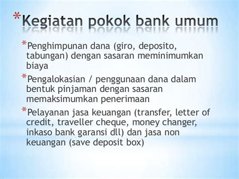 Bentuk Letter Of Credit Bank Sentral Bank Umum