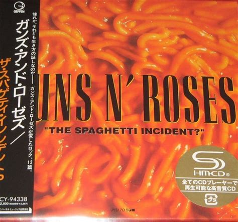 guns n roses spaghetti incident mp3 download guns n roses mini lp shm cd the spaghetti incident japan