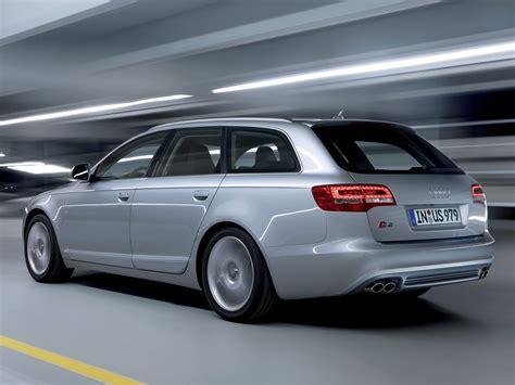 Audi S6 2008 by Audi S6 Avant Specs 2008 2009 2010 2011 Autoevolution