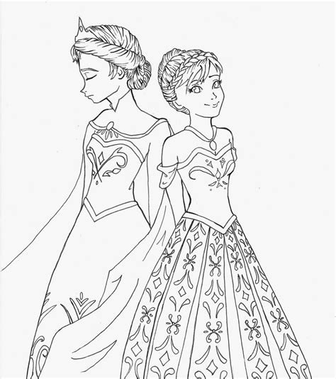 coloring pages frozen fever elsa frozen fever coloring sheets coloring pages
