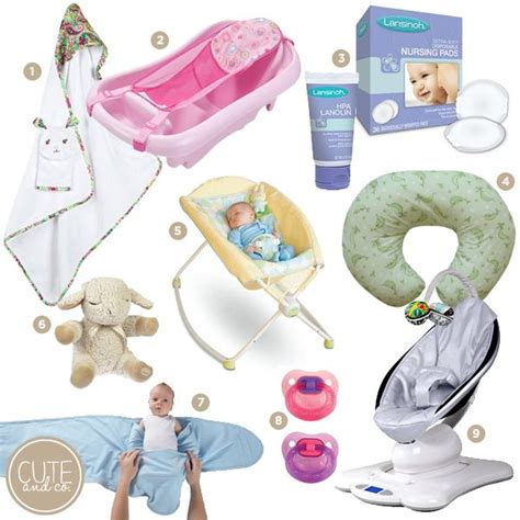 all baby stuff you need must baby items baby registry newborn must haves