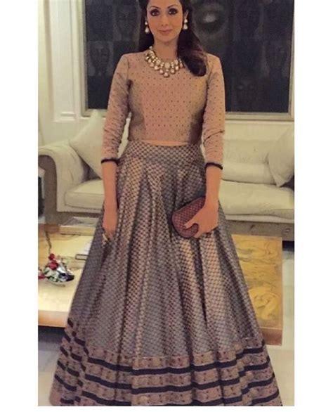 Indian Skirt 5 sri devi manish malhotra indian weddings lehenga india style lovin manish