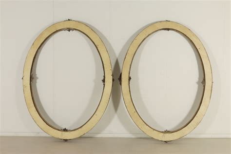 cornici barocche coppia di cornici barocche specchi e cornici