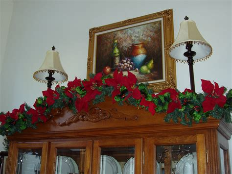 dining room christmas decorations large and beautiful