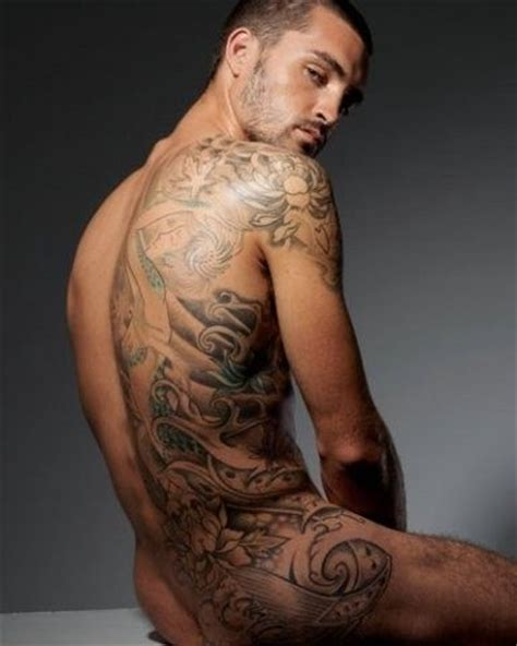 Back Tattoos Men Women Fashion And Lifestyles