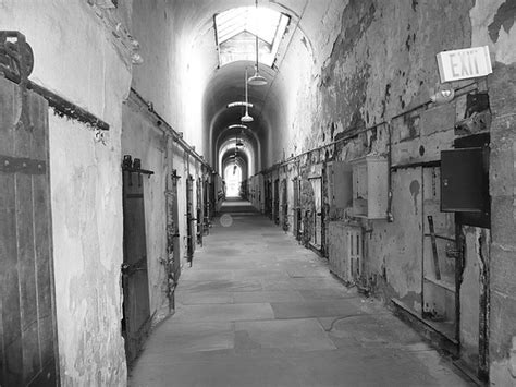 Eastern State Penitentiary Haunted House by Eastern State Penitentiary Ghost Flickr Photo