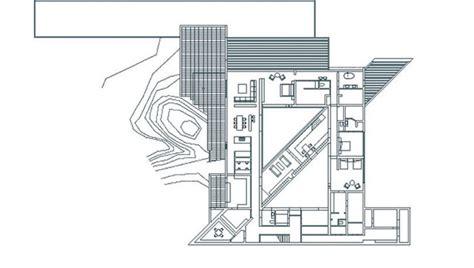 tadao ando floor plans plan house in monterrey mexico tadao ando archi