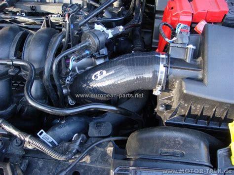 K N Motorrad Luftfilter Test by Ansaugschlauch K N Luftfilter Ford Mk7 204036228