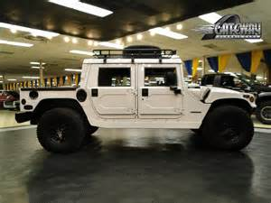 Hummer h1 truck for sale 1999 hummer h1 4 door open top for sale