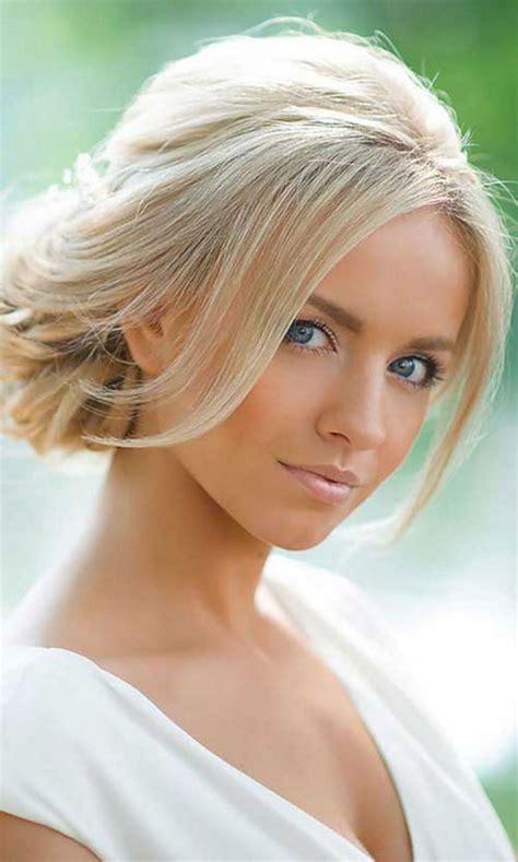 wedding bridesmaid hairstyles for short hair oosile