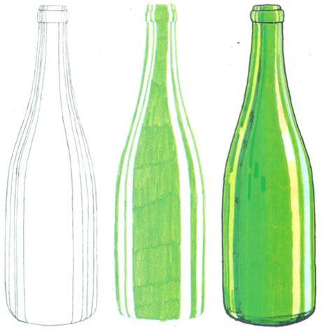 dibujos realistas botella dibujo para colorear de una botella imagui