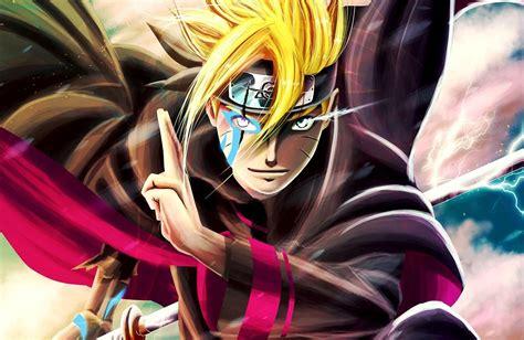 gambar anime boruto keren