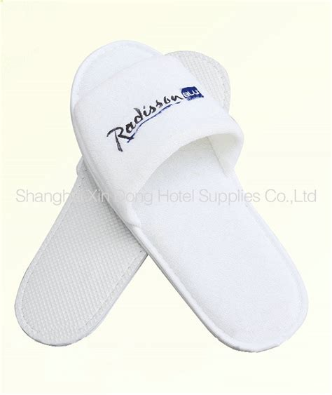 towel slippers hotel slippers factory from china welcome to xin dong