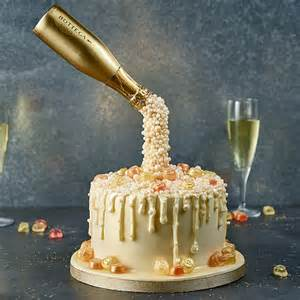 sekt und kuchen prosecco cascade cake in anti gravity cake recipes at lakeland