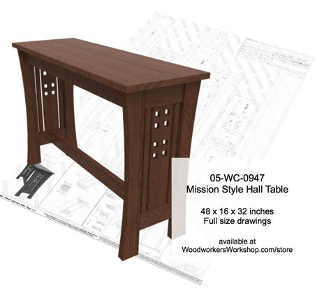 mission sofa plans 05 wc 0947 mission style sofa table woodworking plan