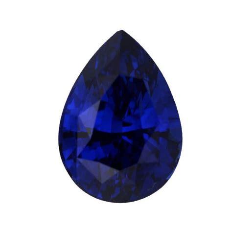 pear blue sapphire pear blue sapphires do
