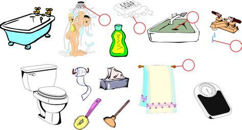bathroom vocabulary spanish spanish vocabulary guide the bathroom el ba 241 o