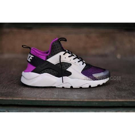 imagenes nike huarache nike air huarache women black purple 819685 005 price