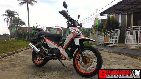 Alarm Motor Supra X 125 berandabikers kopdar bikers indonesia