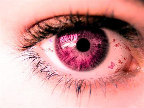 pink eye color ya novelties my apologies