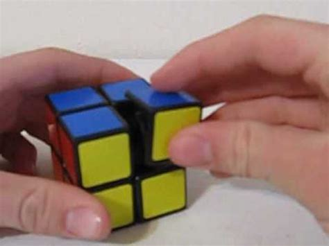 tutorial rubik 2x2 how to assemble a lan lan 2x2 youtube