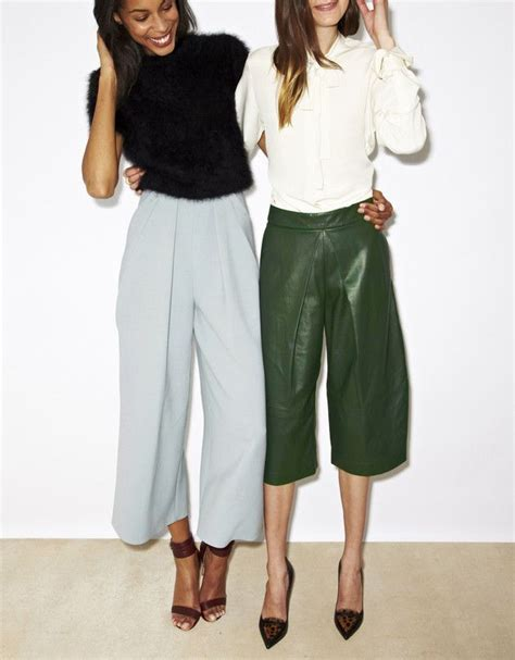 Umbrella Cullotes 10 images about how to wear culottes on wide