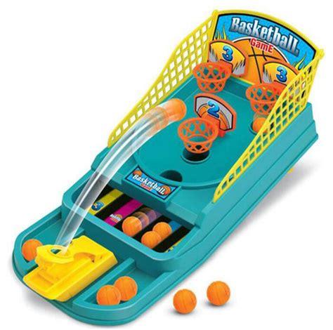 Sports Toys by Bounce Basketball Machine Bounce Basketball Mini Shooting