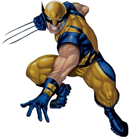 Spesial Kaos 3d Umakuka Wolverrine Claw image wolverine prorfile png the wiki of noob wiki