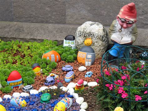 Painting Rocks For Garden Garden Gnome Free Stock Photo Domain Pictures