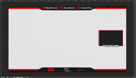 html layout overlay twitch overlay only 6 each