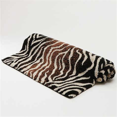 Zebra Bathroom Rugs Abyss Zebra Bath Rug Bloomingdale S