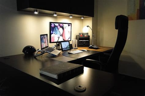 30 impressive home office workstation 30 impressive home office workstation setups