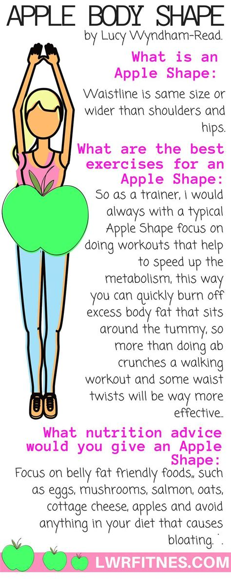 apple shapes then to carry naturally carry excess belly so this lose the belly