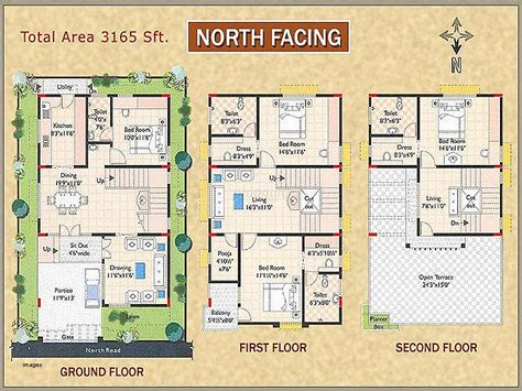 layout plan for home as per indian vastu house plan elegant vastu north east facing house pl
