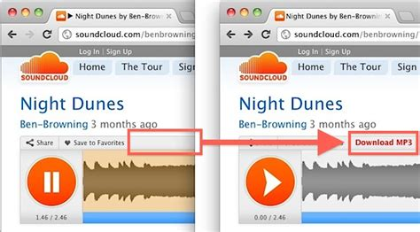 Can You Download Mp3 From Soundcloud | download soundcloud songs as mp3 with a bookmarklet