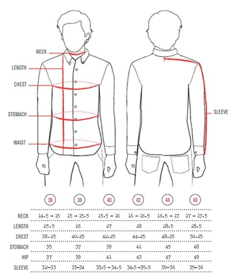 sewing pattern size chart 17 best images about size charts on pinterest l wren