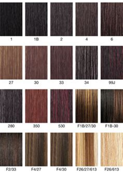 hair weave color chart weave hair color chart sovinsl weave weave