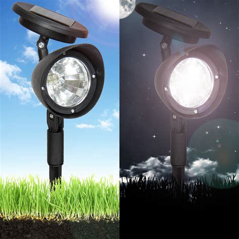 Solar Lights For Driveways Best Choice Products 8 4 Led Solar Lights For