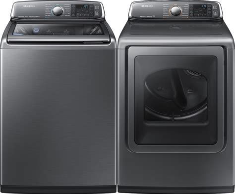 Samsung Washer And Dryer by Dominate Your Laundry With The Samsung Activewash Pair