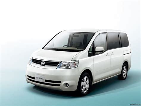 nissan serena 2006 nissan serena 2006 reviews prices ratings with various