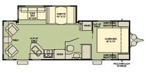 fleetwood travel trailers floor plans 2008 fleetwood trailers reviews prices and specs rv guide