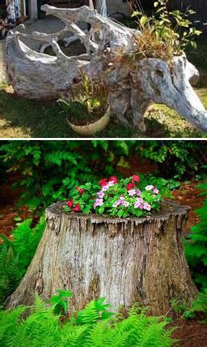 root artworks  yard decorations bringing natural