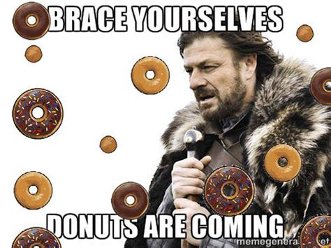 National Donut Day 2015: All the Memes & GIFs You Need to See   Heavy.com