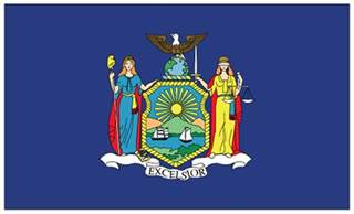 new york state colors new york state flag nys all sizes